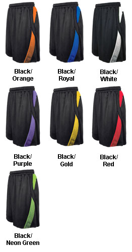 Adult Fadeout Short - All Colors