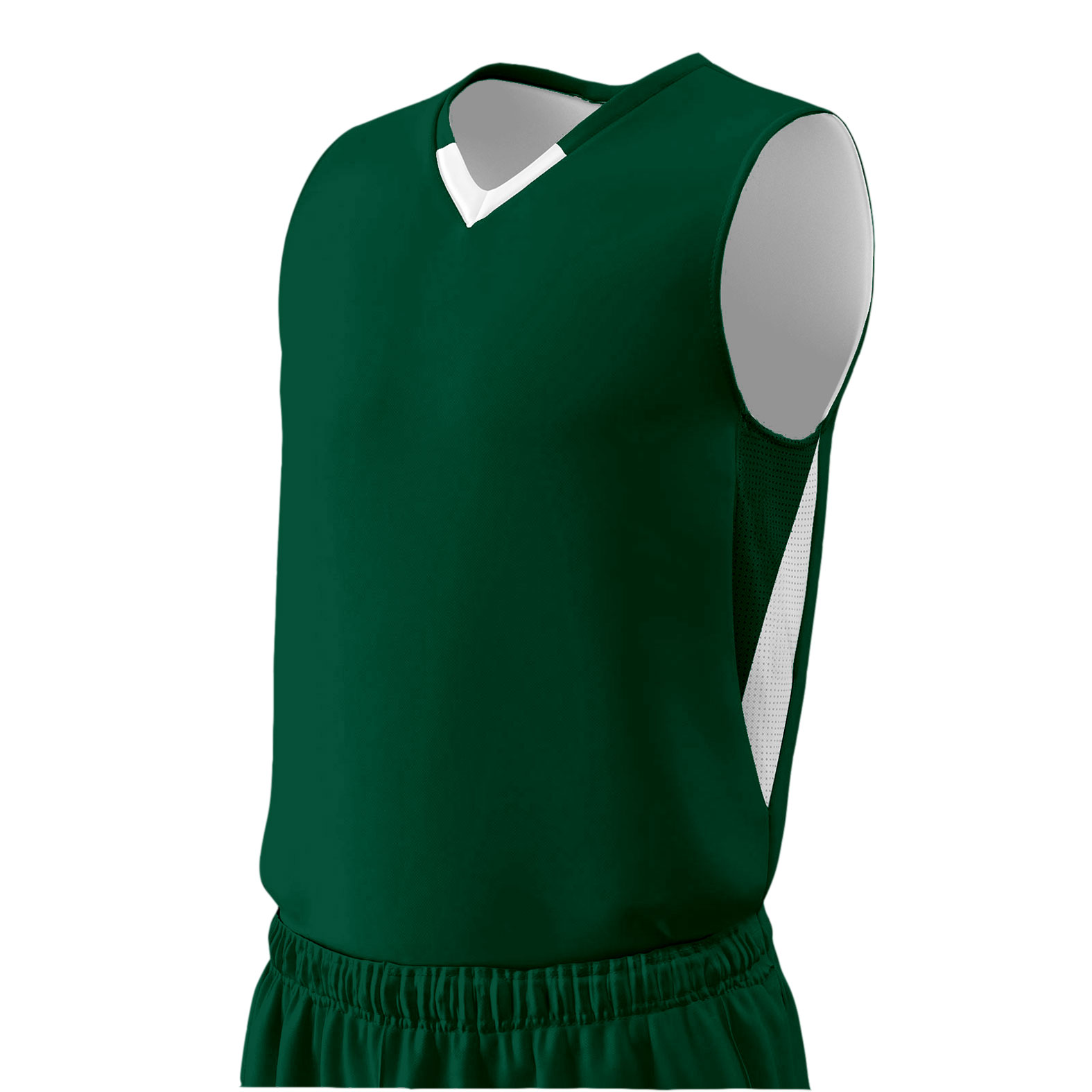 Youth Pivot Reversible Basketball Jersey