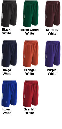 Youth Pivot Reversible Basketball Short - All Colors