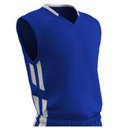 Custom Champro Mens Muscle Dri-Gear Basketball Jersey