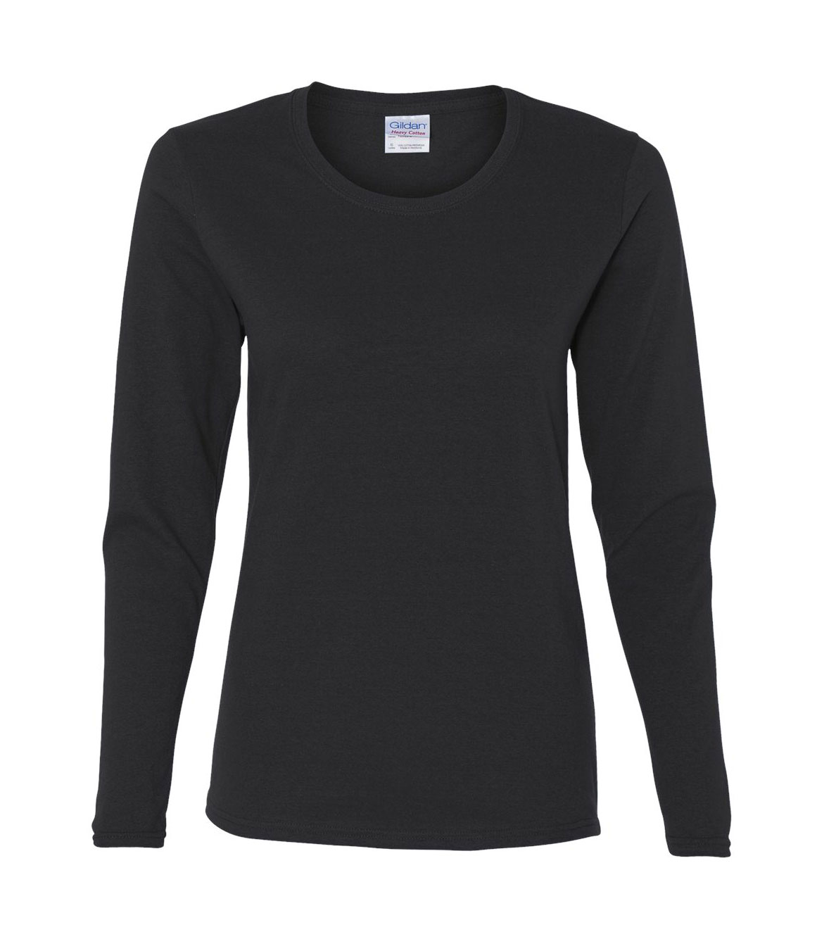 Gildan Ladies Heavy Cotton™ Long Sleeve T-shirt