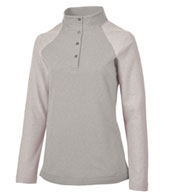 Custom Charles River Womens Falmouth Pullover