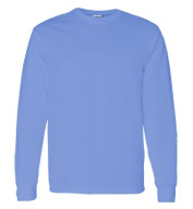 Custom Gildan Adult Heavy Cotton™ Long Sleeve T-Shirt