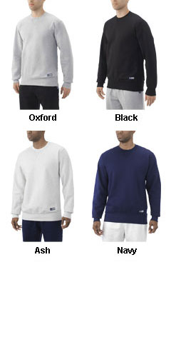 Russell Athletic Adult Pro10 Fleece Crew - All Colors