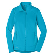 Custom Eddie Bauer® Ladies Highpoint Fleece Jacket