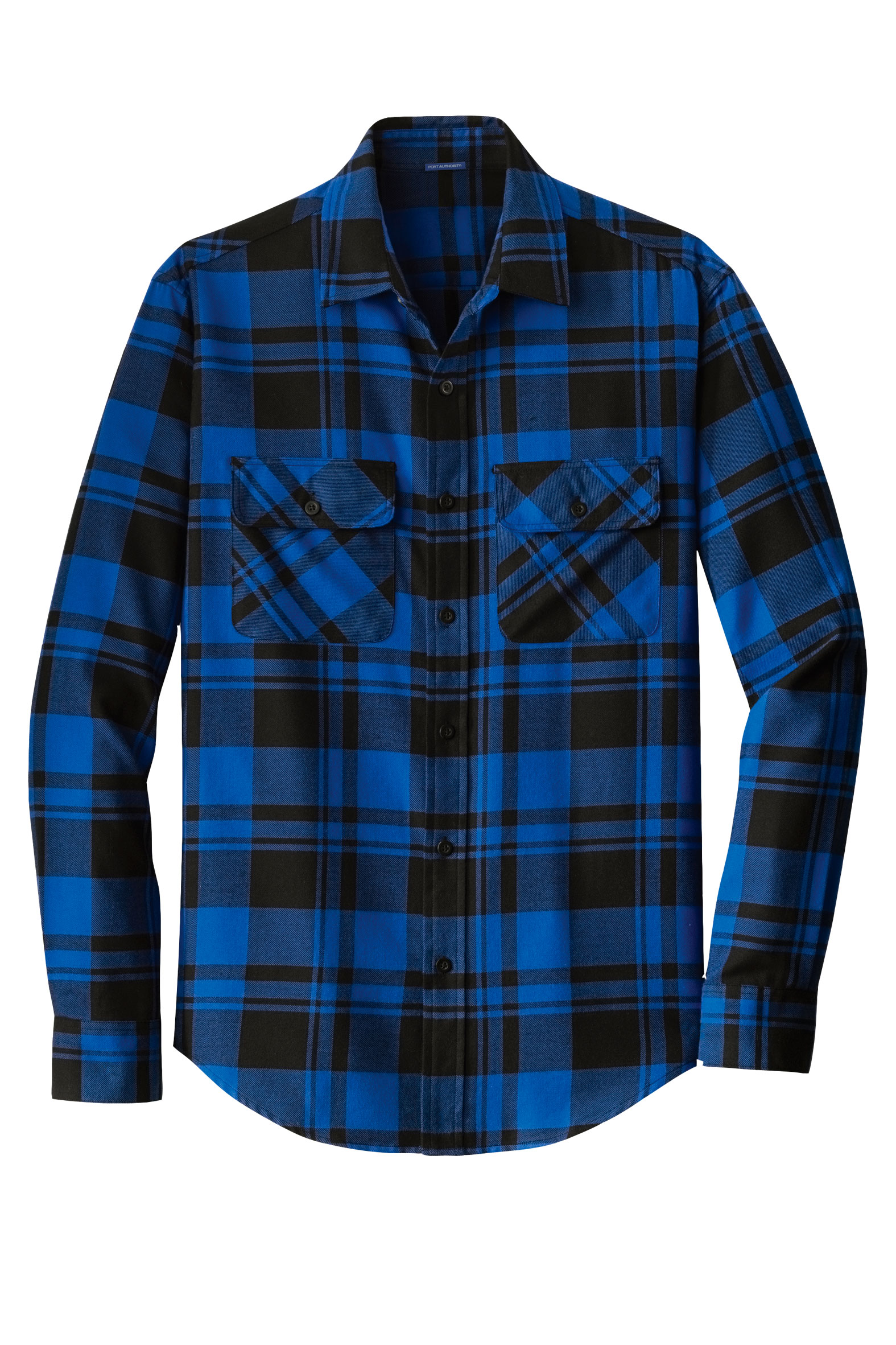 Port Authority® Mens Plaid Flannel Shirt