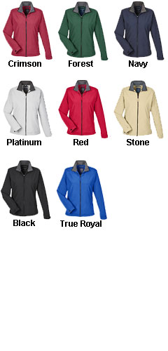 Ladies Three-Season Classic Jacket - All Colors