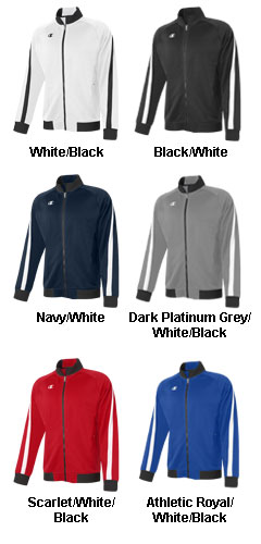 Champion Youth Knit Team Jacket - All Colors
