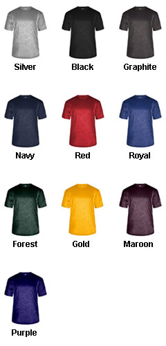 Adult Line Embossed Tee - All Colors