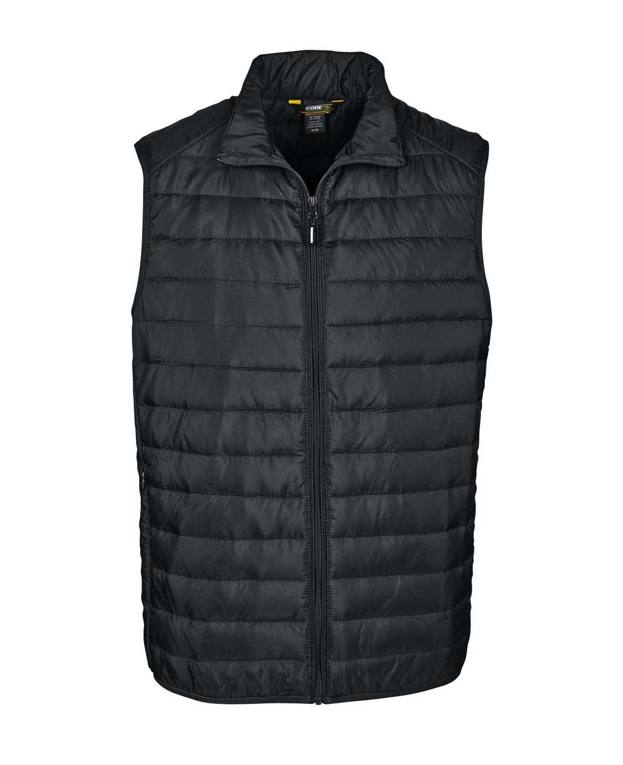 Mens Prevail Packable Puffer Vest
