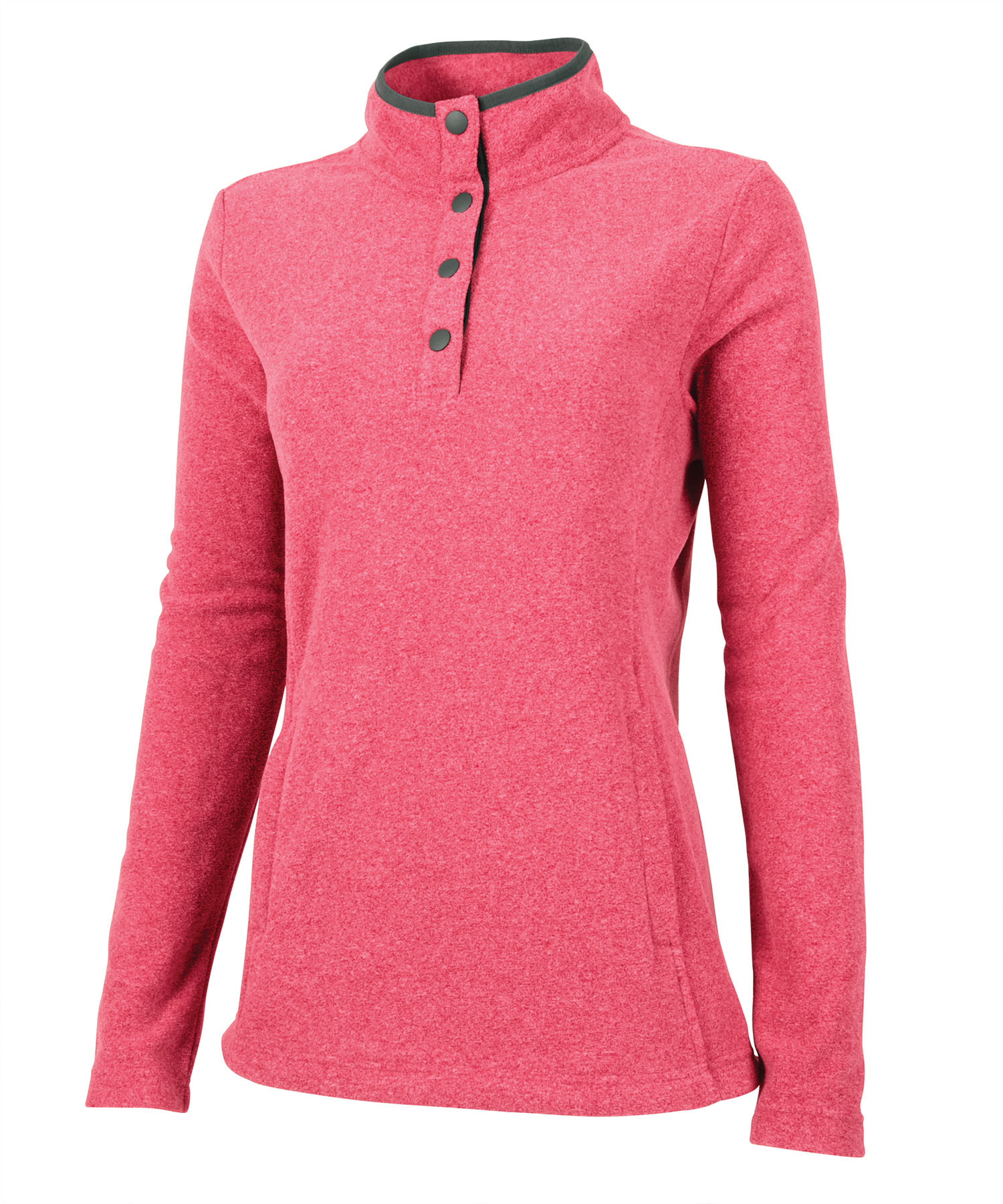 Womens Charles River Bayview Fleece Pullover