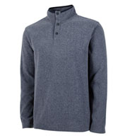 Custom Mens Bayview Fleece Pullover by Charles River Apparel