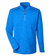 Custom Ash City Core 365 Mens Kinetic Performance 1/4-Zip