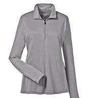 Custom Ladies Team 365 Zone Performance Quarter-Zip