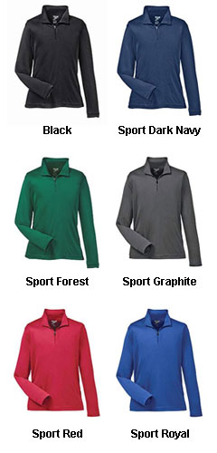 Youth Team 365 Zone Performance Quarter-Zip - All Colors