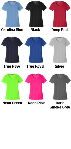 Sport-Tek® Ladies PosiCharge® Competitor™ Cotton Touch™ Tee - All Colors
