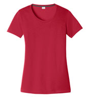 Custom Sport-Tek® Ladies PosiCharge® Competitor™ Cotton Touch™ Tee