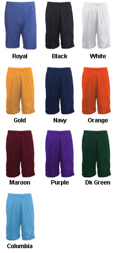 Adult Micro Mesh League Short - All Colors
