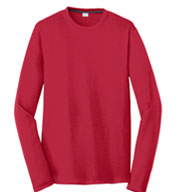 Custom Sport-Tek® Mens PosiCharge® Long Sleeve Competitor™ Cotton Touch™ Tee