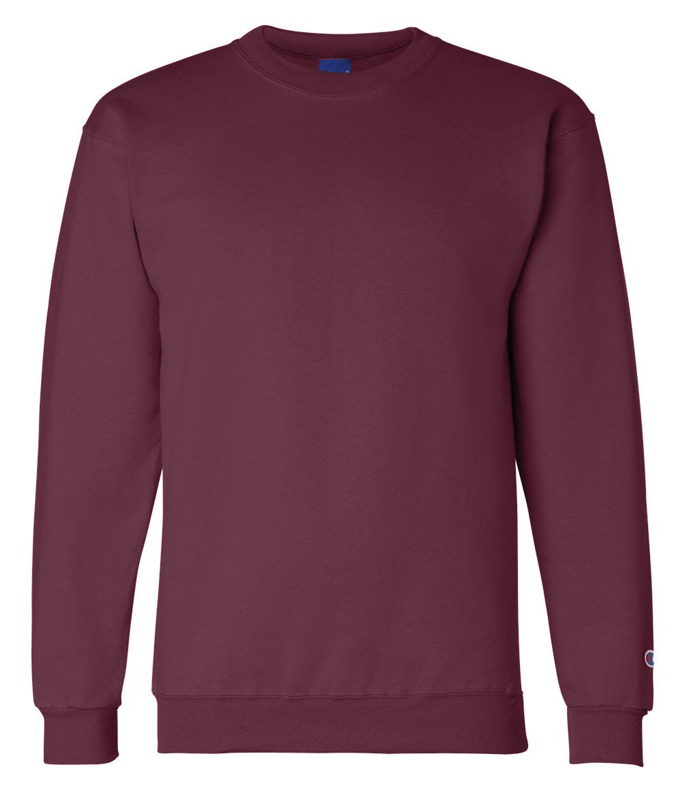 95fbb7e64 Custom Champion Mens Eco Crew Neck Sweatshirt