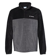 Custom Columbia Steens Mountain Quarter-Zip Fleece