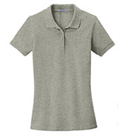 Custom Port Authority®  Ladies EZCotton™ Polo