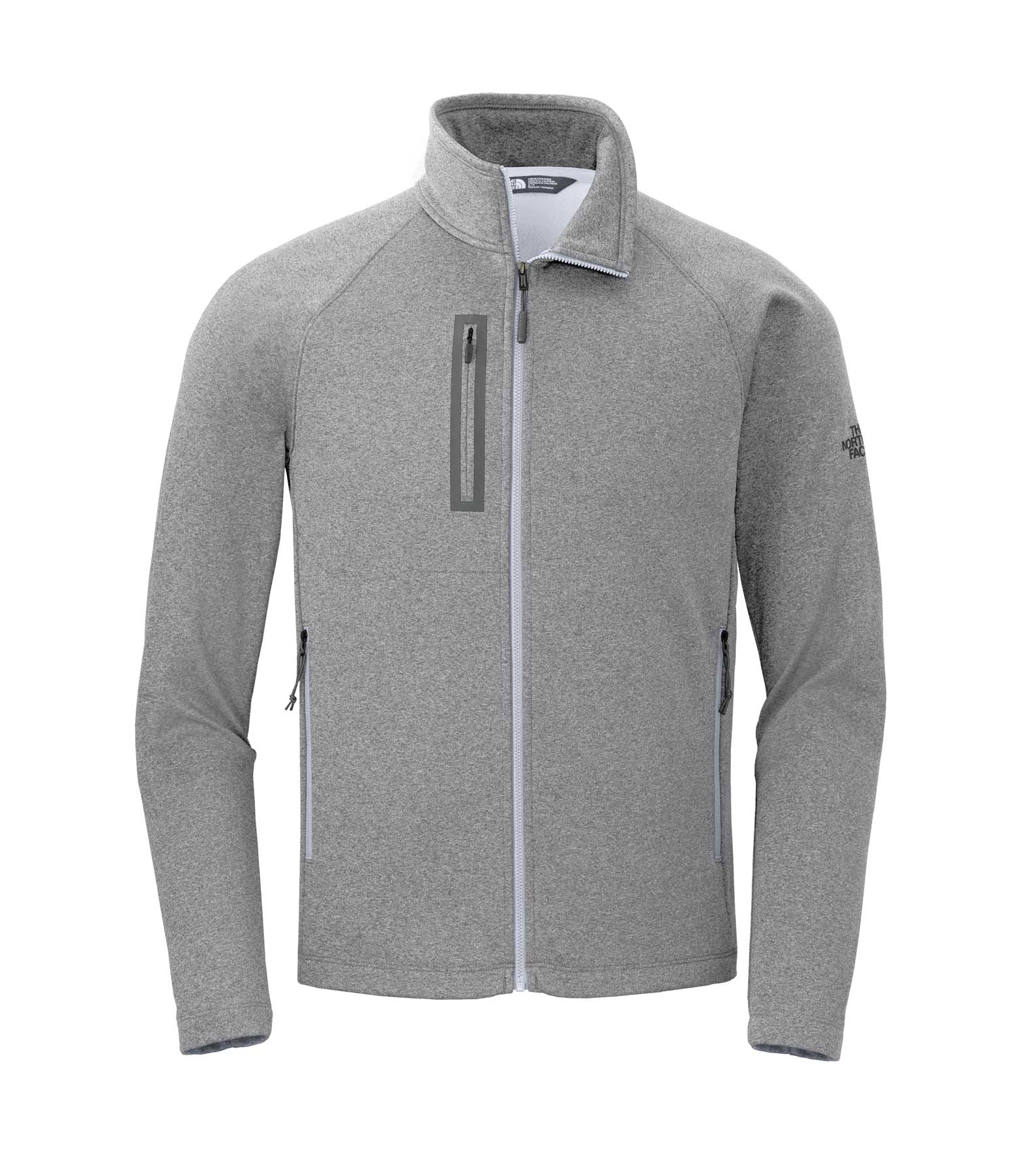 The North Face® Canyon Flats Mens Fleece Jacket