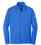 Custom The North Face® Mens Tech Fleece 1/4 Zip Fleece Pullover