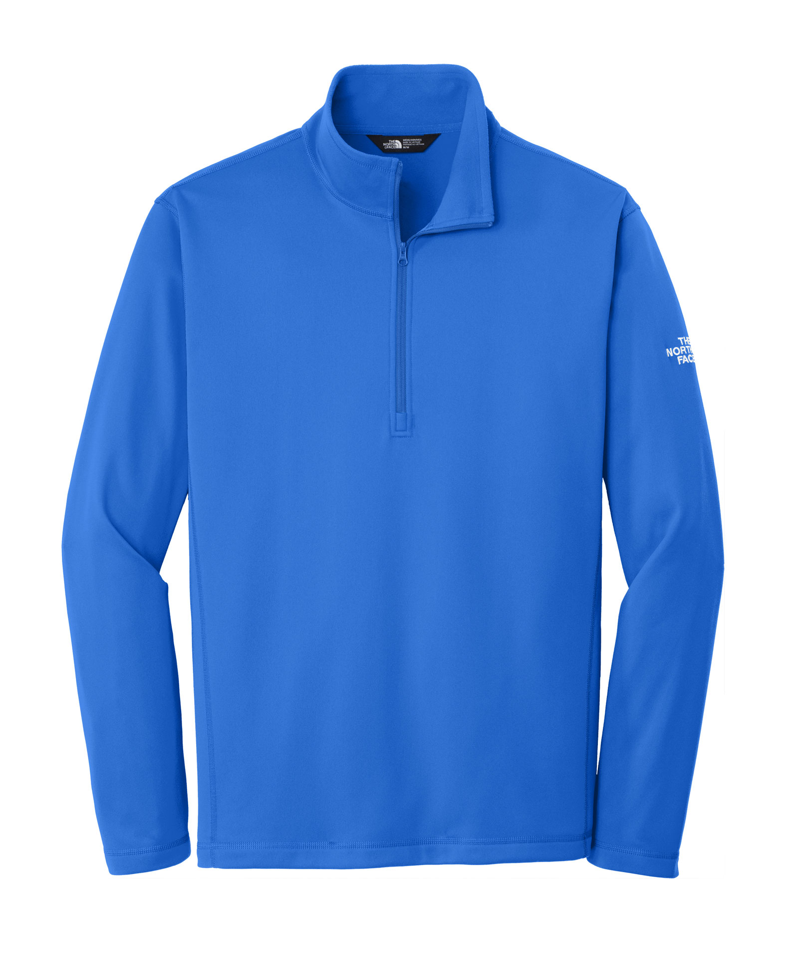 The North Face® Mens Tech Fleece 1/4 Zip Fleece Pullover