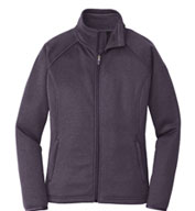 Custom The North Face® Ladies Canyon Flats Stretch Fleece Jacket
