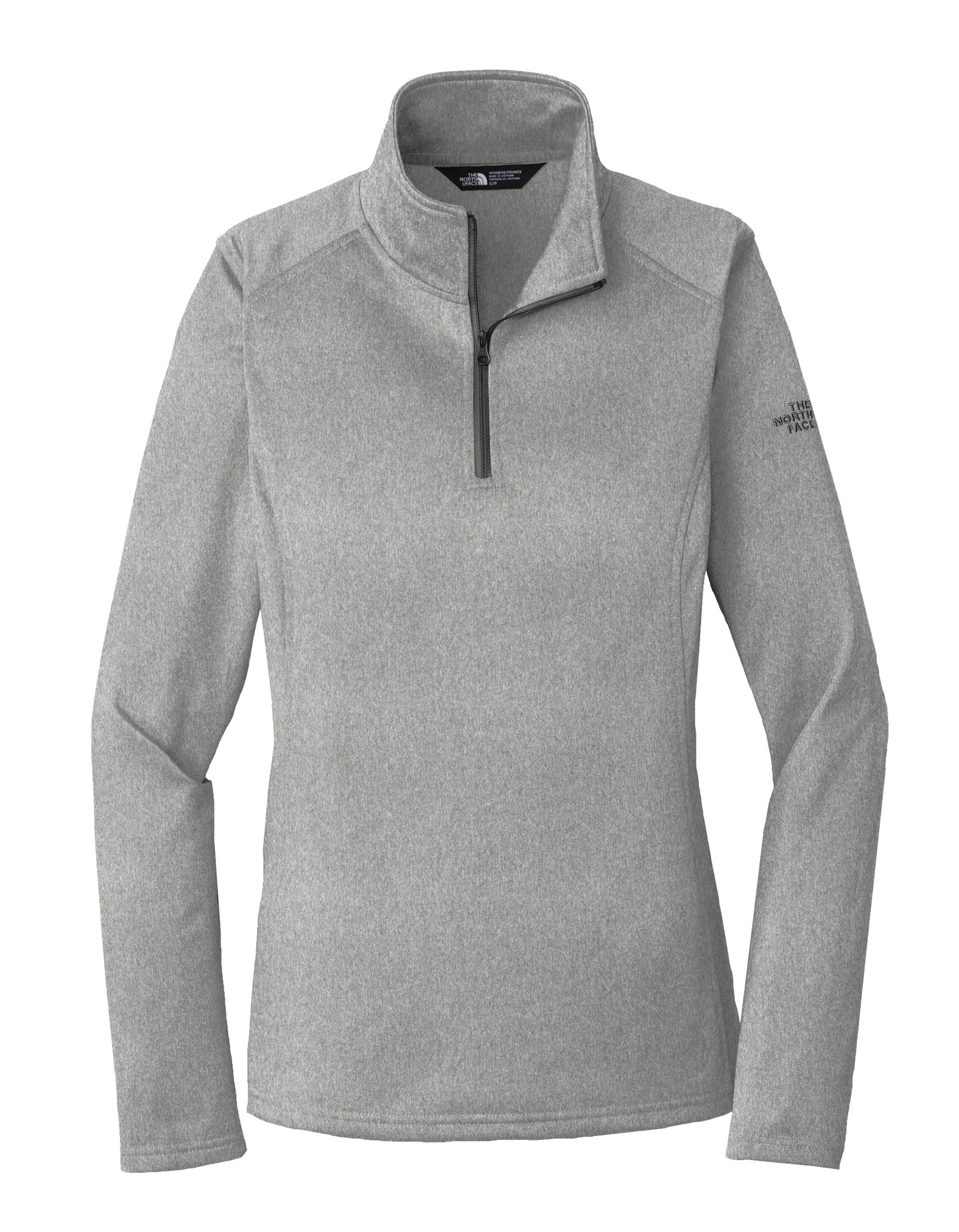 d9535d8fe51d Custom North Face® Ladies Tech Fleece 1 4 Zip Fleece Pullover