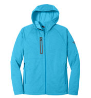 Custom The North Face® Mens Canyon Flats Fleece Hooded Jacket