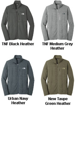 The North Face® Mens Sweater Fleece Jacket - All Colors