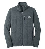 Custom The North Face® Mens Sweater Fleece Jacket