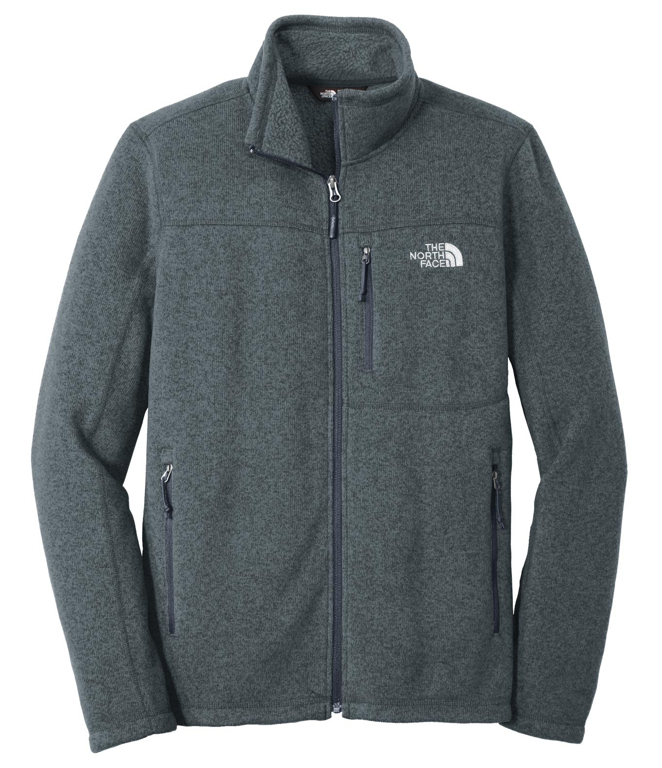 The North Face® Mens Sweater Fleece Jacket