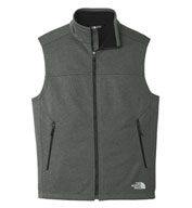 Custom The North Face® Mens Ridgewall Soft Shell Vest