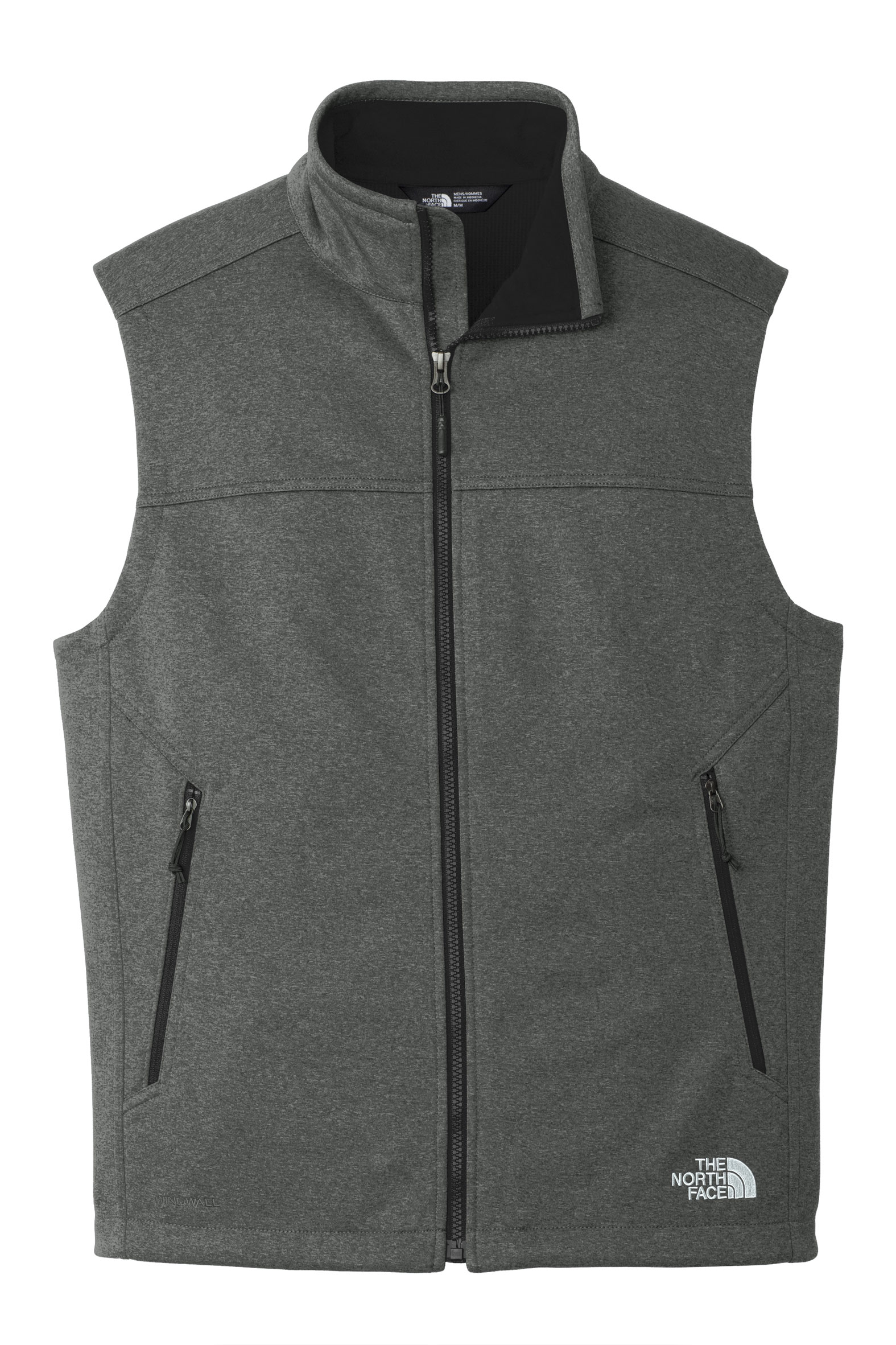 Custom Mens Ridgeline Soft Shell Vest by The North Face® 1296b43df