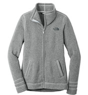 Custom The North Face®  Ladies Sweater Fleece Jacket