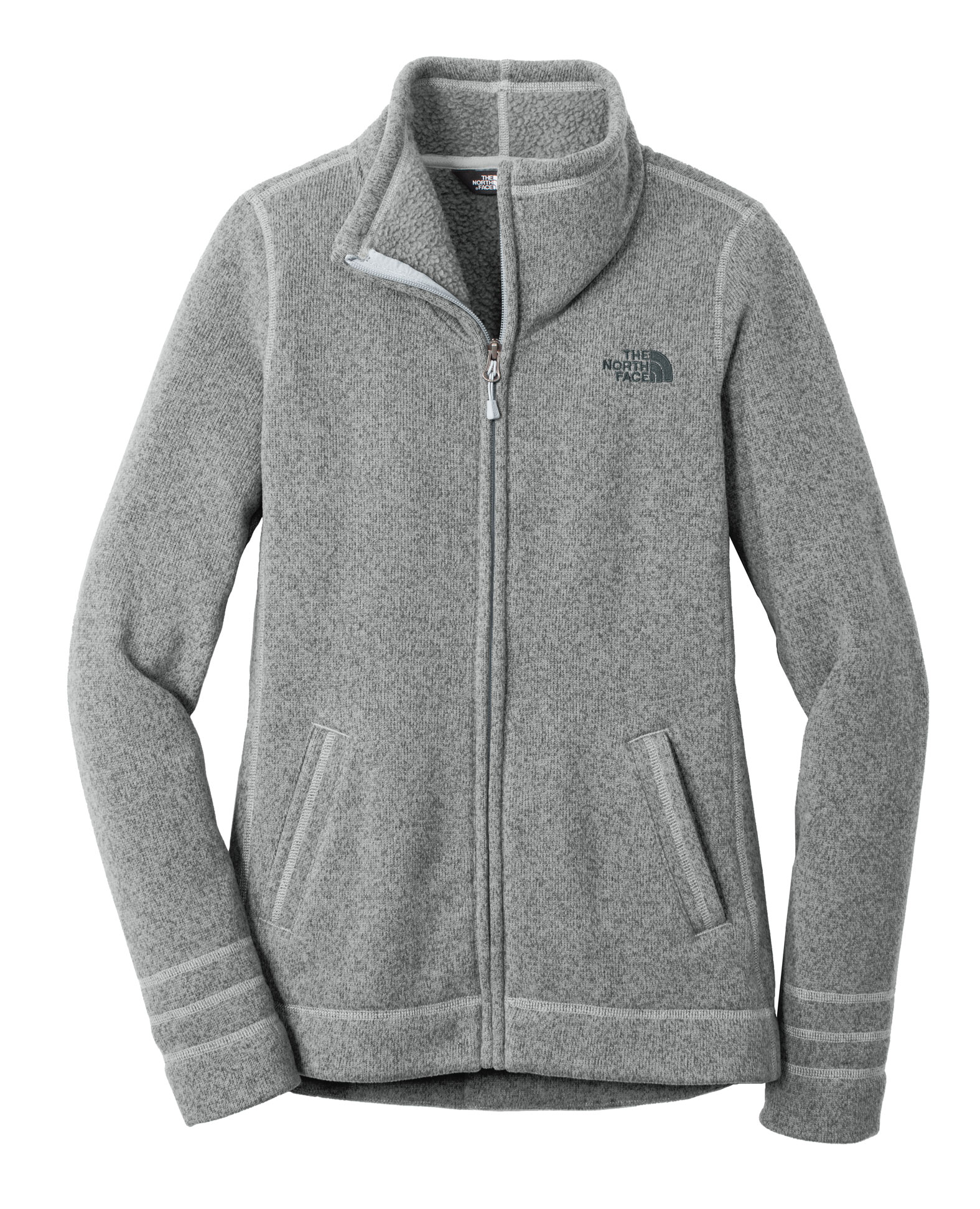 newest 6b322 90b23 The North Face® Ladies Sweater Fleece Jacket