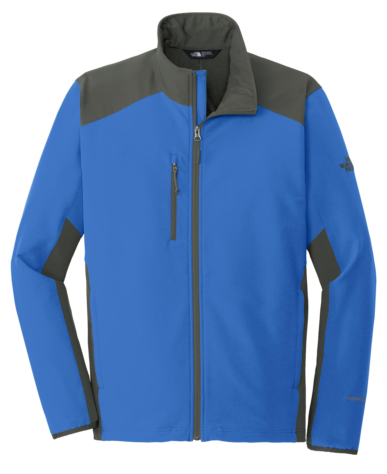 The North Face® Mens Tech Stretch Soft Shell Jacket