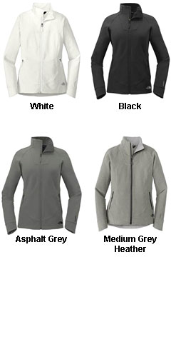 The North Face® Ladies Tech Stretch Soft Shell Jacket - All Colors