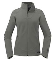 Custom The North Face® Ladies Tech Stretch Soft Shell Jacket