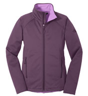 Custom The North Face® Ladies Ridgewall Soft Shell Jacket