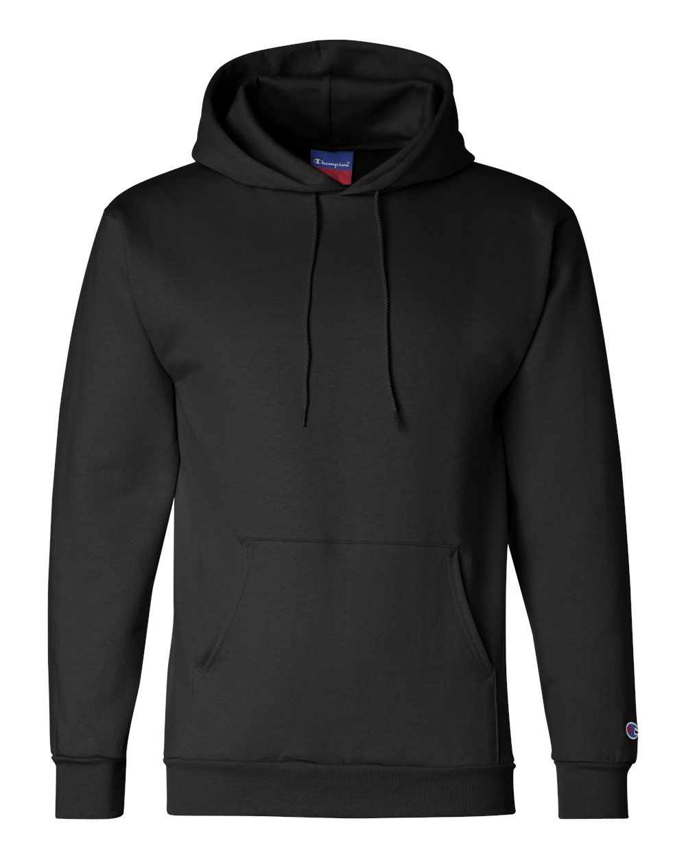 Champion Mens 9 oz. Double Dry Eco® Hooded Sweatshirt