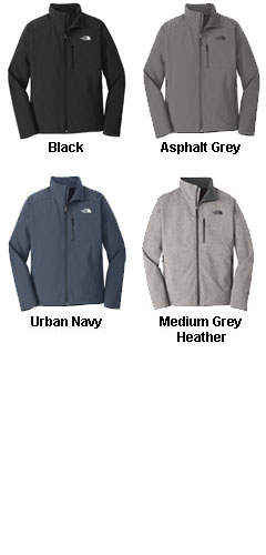 Mens Apex Barrier Soft Shell Jacket by The North Face® - All Colors