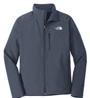 Custom Mens Apex Barrier Soft Shell  Jacket by The North Face®