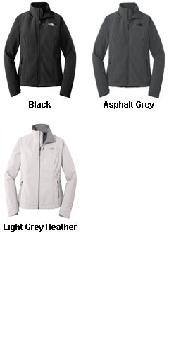 Ladies Apex Barrier Soft Shell Jacket by The North Face® - All Colors