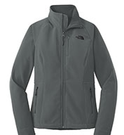 Custom Ladies Apex Barrier Soft Shell Jacket by The North Face®