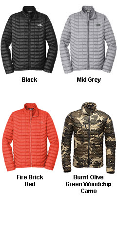The North Face® Mens Thermoball™ Trekker Jacket - All Colors