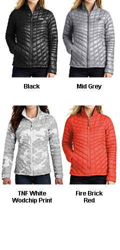 The North Face® Ladies Thermoball™ Trekker Jacket - All Colors